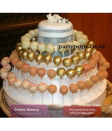 Cake pop Wedding Cakes